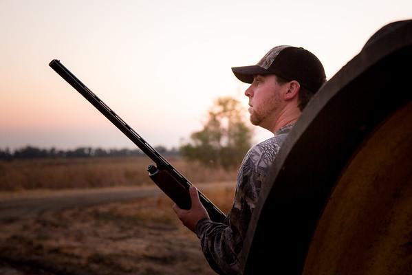 White Road Dove Hunt