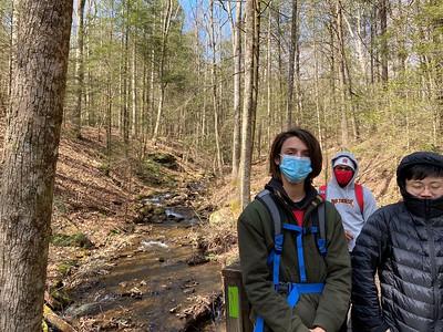Vogel State Park March 2021