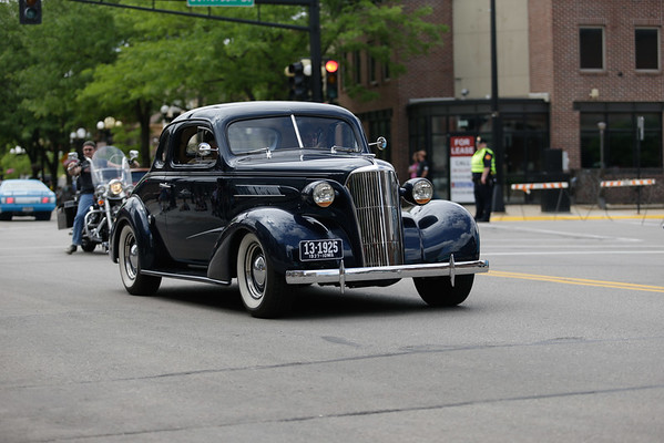 Waterloo Iowa Car Show