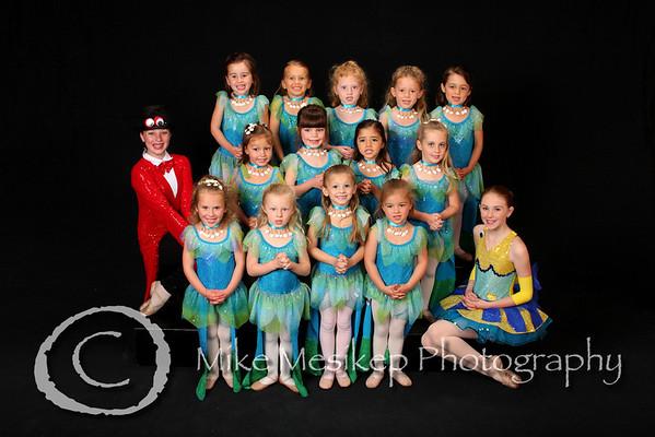 Pre-Ballet 1A - 3:45