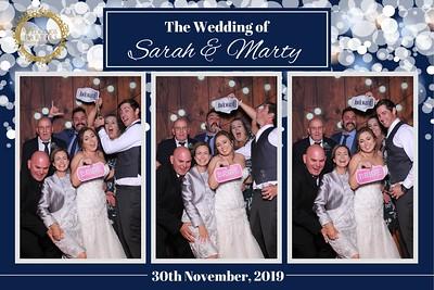 Sarah & Marty's Wedding