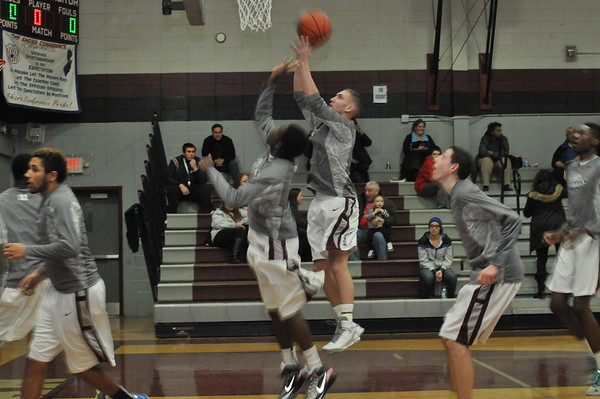 VARSITY WALL VS MATAWAN