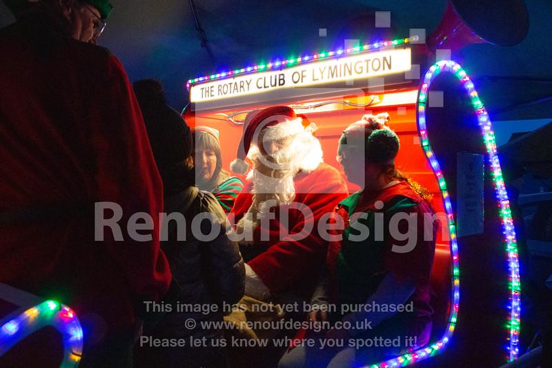 41 - Santa on the Quay