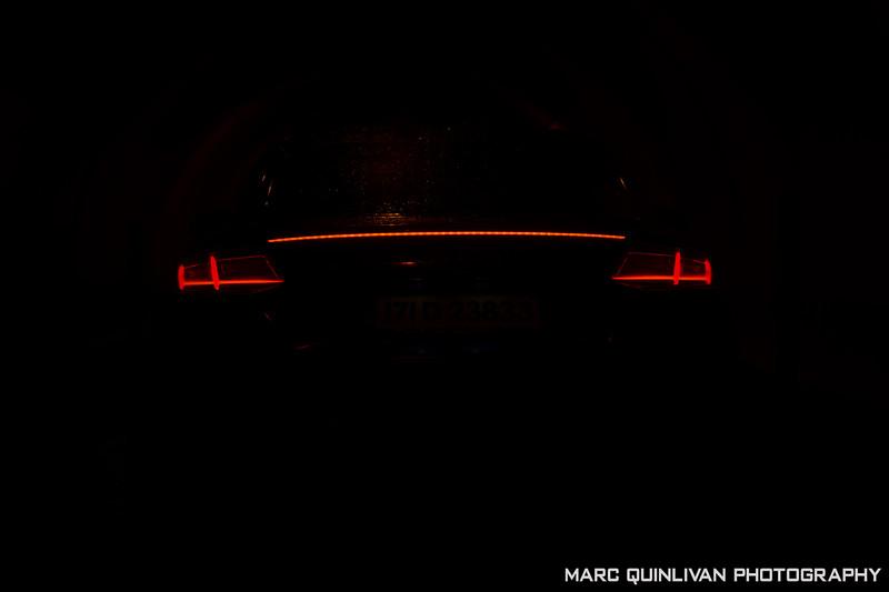 Audi TTS M1 Tunnel