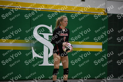 PAC Vs SEV Volleyball