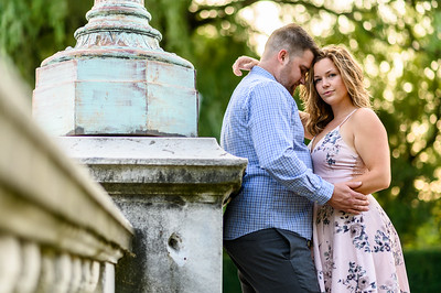 Catie and Kent's Engagement Session