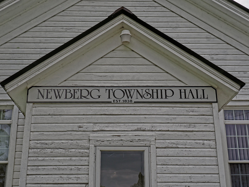 Newberg Township Hall