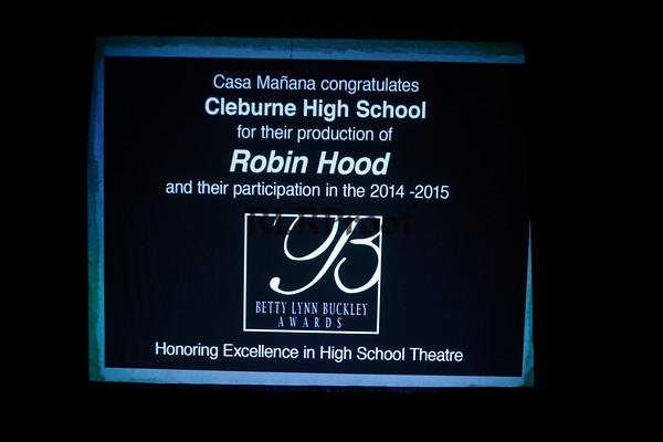 Robinhood Elementary School Showing Nov 13, 2014
