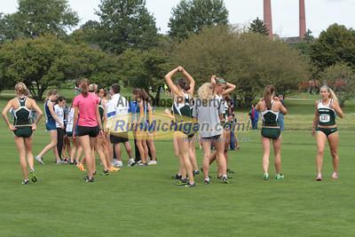 College Women - 2011 Spartan Invite XC