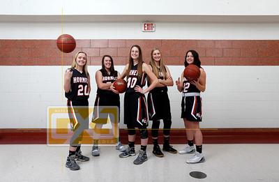 Richland Center girls' basketball GBB1819