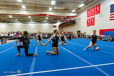 HS Sports - Mt Horeb Gymnastics Dance - Jan 06, 2018