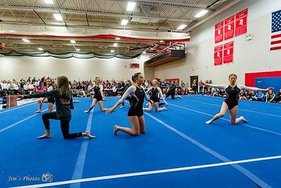HS Sports - Mt Horeb Gymnastics Dance - Jan 06, 2018