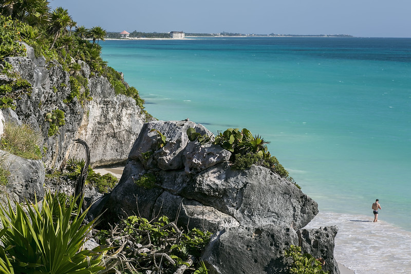 Tulum in Mexico