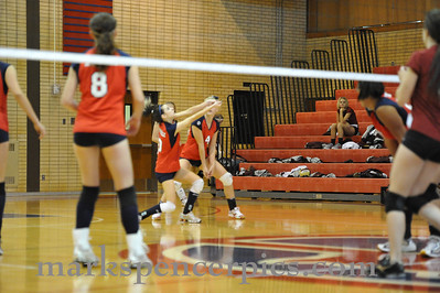 Volleyball SpringvilleJV vs MMHS 2010