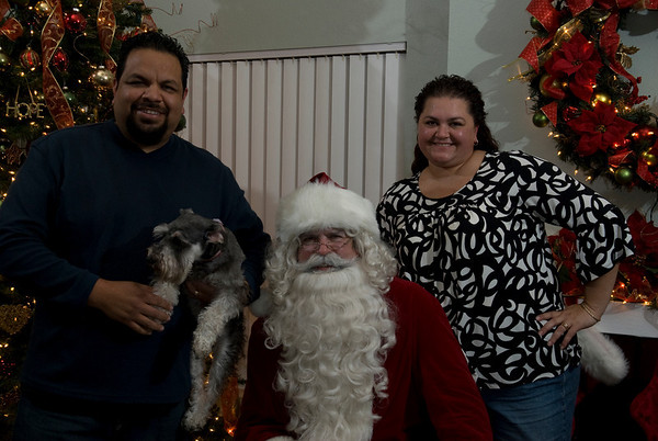 2008/12/13 - Carlos and Heather's Christmas Party