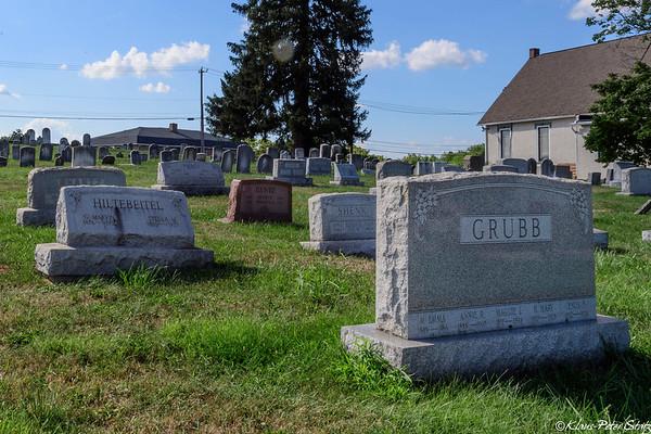 Spring City, PA Cemetery 2016