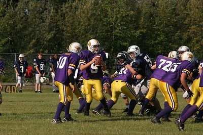 Fairbanks, Alaska  Area Youth Football, AUG 7, 2004