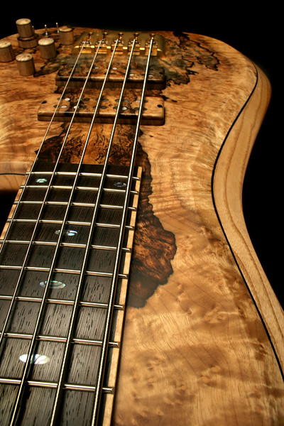 #012 Barbary 5 String Bass