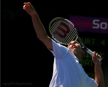 Tennis - Sony-Ericsson Open