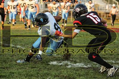 Chopticon vs Huntingtown, Varsity 10-2-14