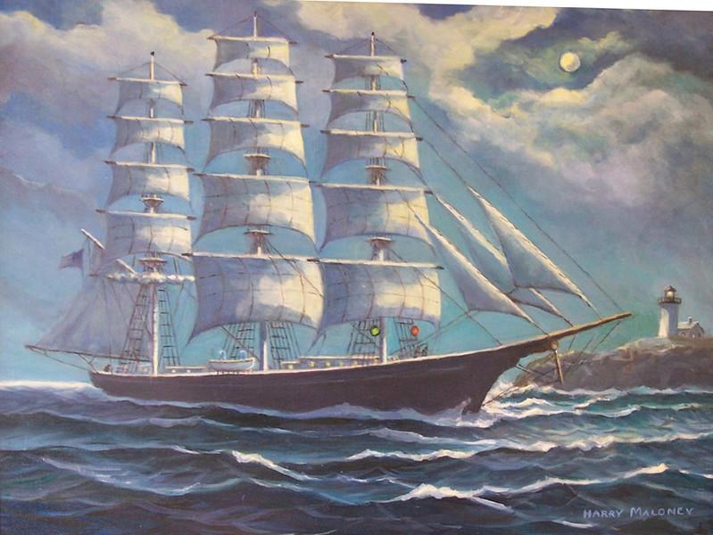Harry Maloney - Paintings