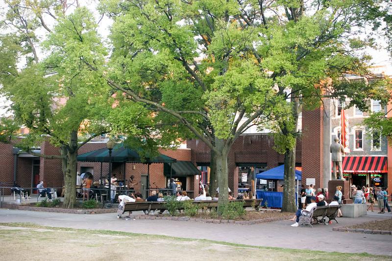 Handy Park - Beale Street - Memphis Tennessee