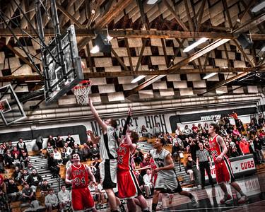 NHS Basketball