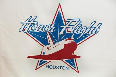 Honor Flight Houston April 2014