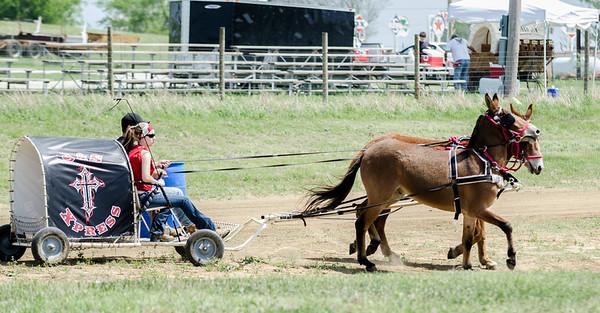 4-26-14 Tulsa RV Chuck Wagon Race