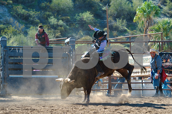 Cowboys for Kids Rodeo Day 1