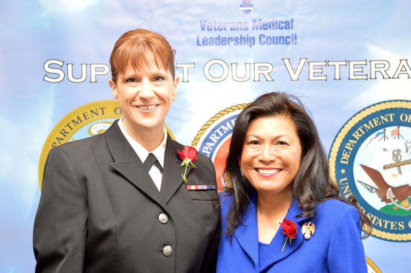 Tracy Lea & Dr. Mariano