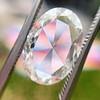 2.32ct Flat Oval Shape Diamond GIA J SI1 15