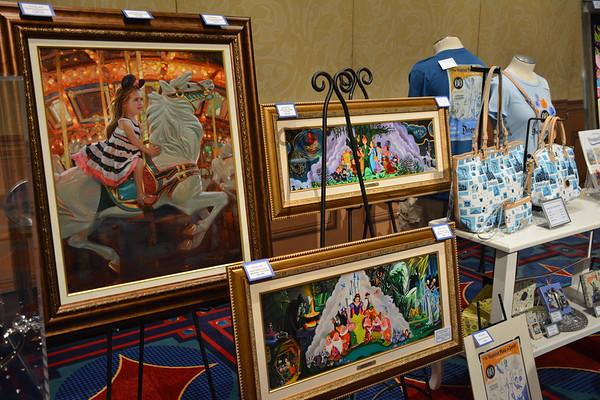Disneyland 60th Merchandise Event