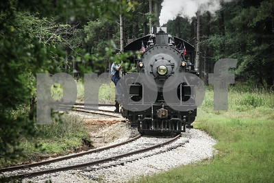 5/23/15 Texas State Railroad 17th Annual Salute To The Armed Forces Patriot Train & WWII Re-enactment by Travis Tapley