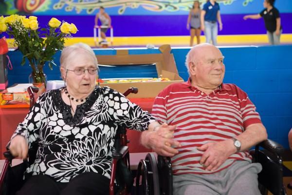 Maggie Dorsett's 90th Birthday Party