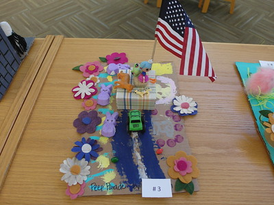 2018 Library Peeps Show and Reception