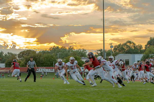 Middleton Cardinals Football