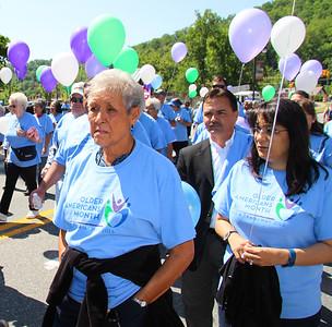 12th Annual Elders Walk, May 24