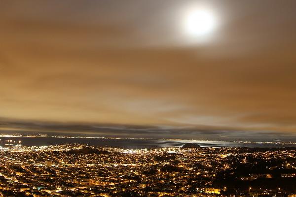 Laura's Adventures - Sutro Tower, San Francisco