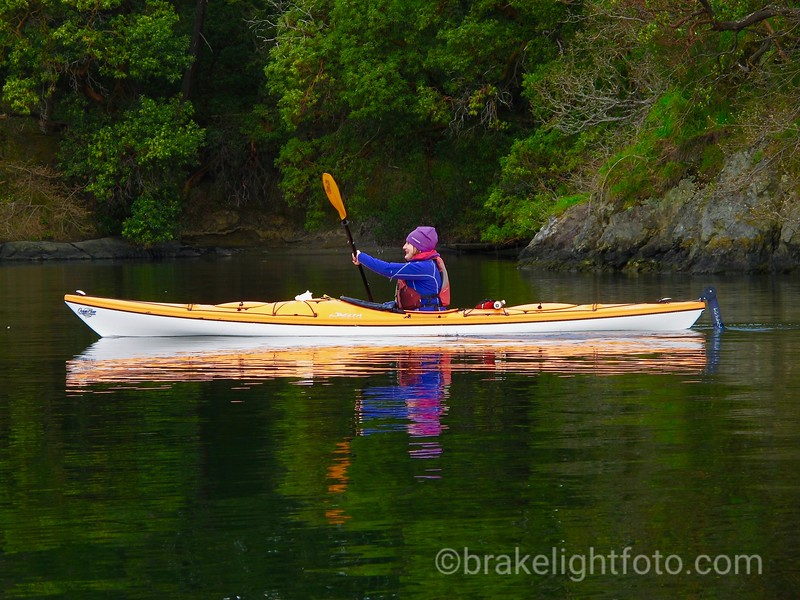 Kayak on the Gorge Waterway