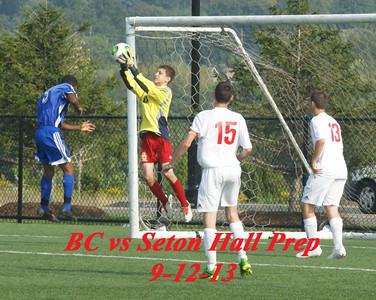BC vs Seton Hall Prep Frosh