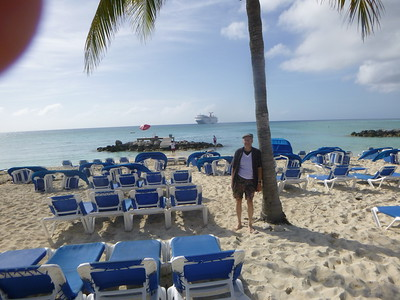 Carnival Cruise - Princess Cay to Charleston