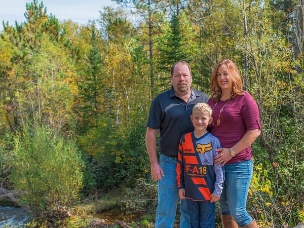 Hubbartt Family 2017