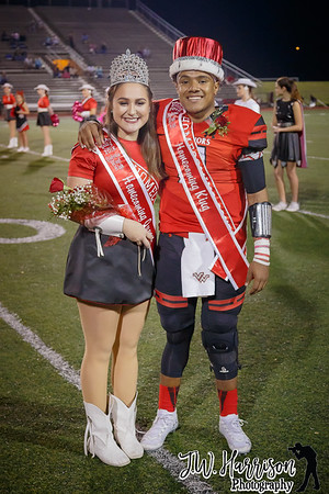 2018 - VWHS Homecoming Court