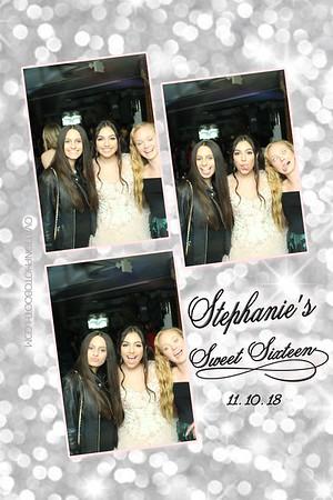 Stephanie Sweet 16