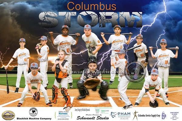 Columbus Storm