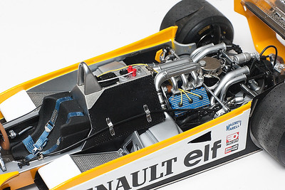 1980 #16 Renault RE-20 Turbo Rene Arnoux GPC97091 SOLD 10/8/12