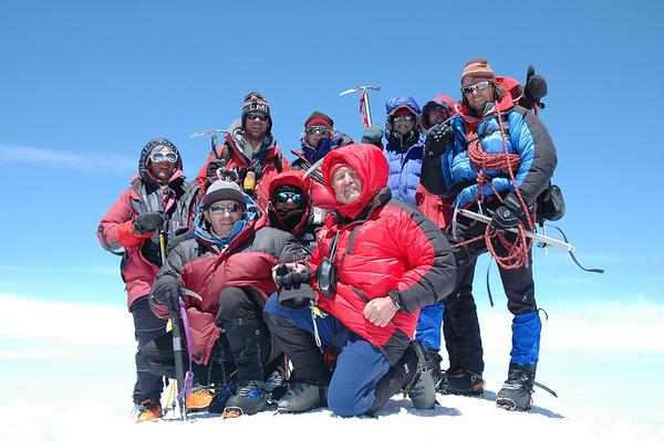 Mt. Elbrus July 2004