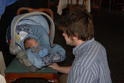 2010-04-03 Frank Family Dinner