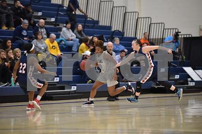 Southwestern @ ICCC Women Basketball 1/17/18